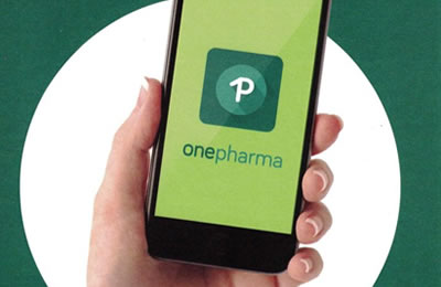 Onepharma app apotheek