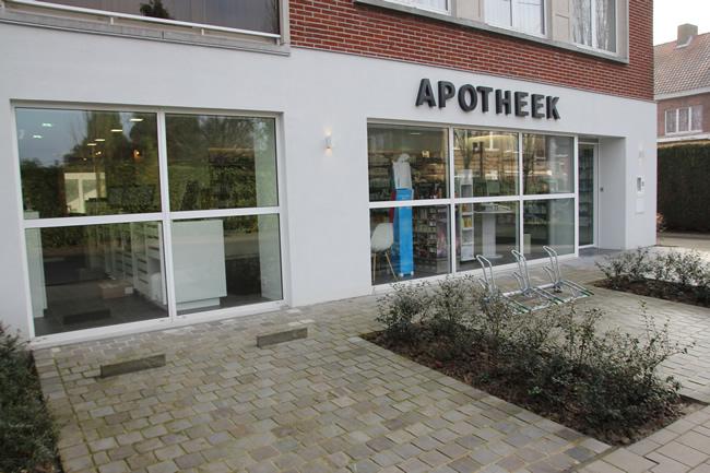 apotheek van overberge mariakerke