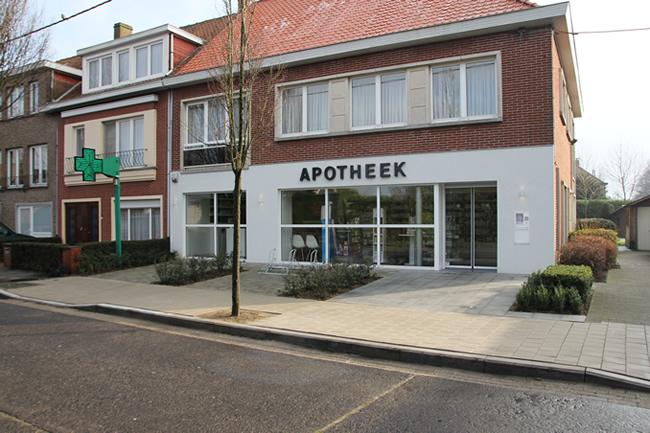 apotheek van overberge